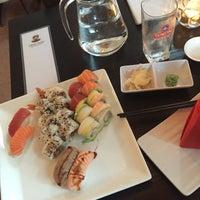 Photo taken at Fresh Sushi by Karina Ø. on 3/13/2016