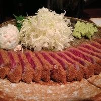 7/14/2013にMichio H.が牛かつもと村 渋谷本店で撮った写真