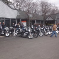 Photo taken at Big Moose Harley-Davidson by David F. on 4/13/2013