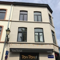 Photo taken at Tontons by Antoine M. on 7/6/2017