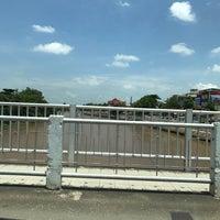 Photo taken at Nakhonping Bridge by Pim W. on 6/2/2017