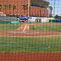 Photo taken at Stockton Ballpark by Wesley W. on 5/19/2013
