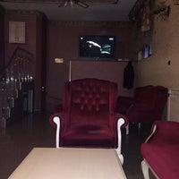 Photo taken at Ümit Pembe Köşk Hotel by Ekrem E. on 6/11/2018