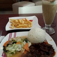 Photo taken at Solaria by ike w. on 5/7/2014