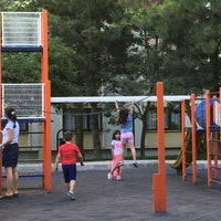 Photo taken at Konutkent 2 Çocuk Parkı by Murat F. on 7/9/2016