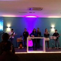 Foto tirada no(a) CEIFA (Comunidade Evangélica Integração da Família) por Tamires N. em 10/4/2014