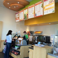 Photo taken at Jamba Juice Cascade Station by Juan L. on 4/20/2014