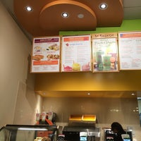 Photo taken at Jamba Juice Cascade Station by Juan L. on 3/15/2014
