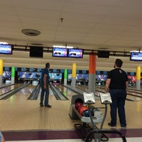 Photo taken at Merle Hay Lanes by Steven S. on 1/22/2015