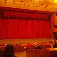 Photo taken at Teatro Del Estado by Luis S. on 9/12/2013