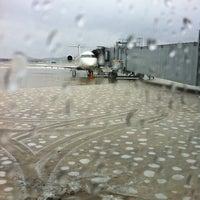 Photo taken at La Crosse Regional Airport (LSE) by Anna Z. on 4/14/2013