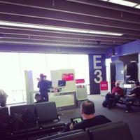 Photo taken at Gate E3 by Dima on 3/15/2013
