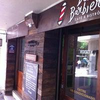 Foto tirada no(a) Del Barbiere Café & Bistrô por Carla D. em 4/11/2013