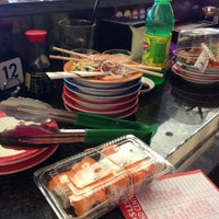 Photo taken at Go Sushi Train by Jess_jeanette on 3/26/2013