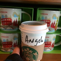 Photo taken at Starbucks by Ang S. on 3/24/2017