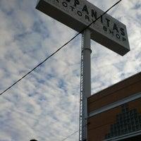 Photo taken at Hispanitas Factory-Shop by Sonia M. on 12/11/2012