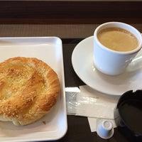 Photo taken at St. Marc Café by KAZ R. on 1/19/2014