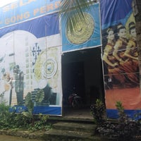 Photo taken at Gong Perdamaian Dunia by Fita R. on 3/12/2014