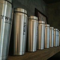11/22/2014 tarihinde Engin A.ziyaretçi tarafından Twins Coffee Roasters'de çekilen fotoğraf