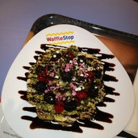 รูปภาพถ่ายที่ WaffleStop โดย Serkan.34 เมื่อ 5/10/2013