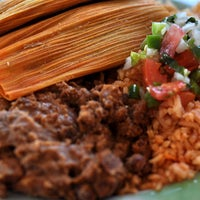 Photo taken at La Popular Tamale House by Dallas Observer on 8/19/2014
