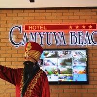 5/15/2013 tarihinde ALPER E.ziyaretçi tarafından Çamyuva Beach Hotel'de çekilen fotoğraf