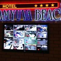 6/10/2013 tarihinde ALPER E.ziyaretçi tarafından Çamyuva Beach Hotel'de çekilen fotoğraf