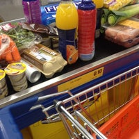 Photo taken at Lidl by iSnowwhite on 11/30/2013