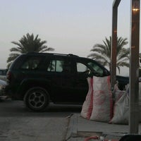 Photo taken at King Abdulaziz Road by Kamran Y. on 9/26/2012