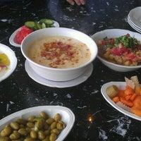 Photo taken at Damascus Gate Resturant by Kamran Y. on 10/12/2012