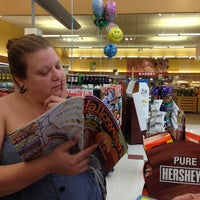 Photo taken at Super Stop & Shop by Dana V. on 8/31/2013