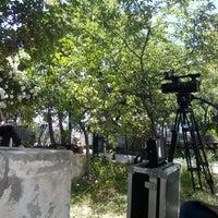 Photo taken at Güzelköy Sahil by çetin E. on 5/21/2014