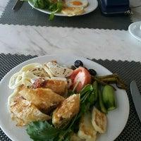 2/24/2017 tarihinde Hülya A.ziyaretçi tarafından Rixos Premium Turquoise Restaurant'de çekilen fotoğraf