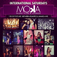 Photo taken at Moka Nightclub & Lounge by Ryan S. on 1/21/2014