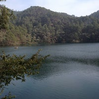 Photo taken at Club Mahindra Naukuchiatal by Sarah K. on 3/16/2013