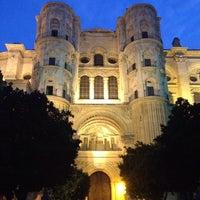 Foto tomada en Catedral de Málaga por Monica C. el 9/8/2013