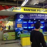 Photo taken at Mega Bekasi Hypermall by Yayah P. on 3/31/2013