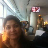 Photo taken at Aer Lingus Lounge by Chandan G. on 5/22/2013