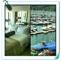 5/29/2013 tarihinde Sanem D.ziyaretçi tarafından Alesta Yacht Hotel'de çekilen fotoğraf