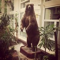 Photo taken at Radisson Blu Royal Garden Hotel by Vitaly on 6/20/2014