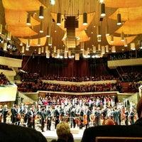 Das Foto wurde bei Philharmonie von Sue H. am 2/20/2013 aufgenommen