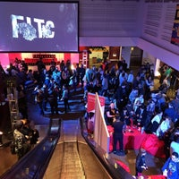 Photo taken at FITC Toronto by Sue H. on 4/12/2015