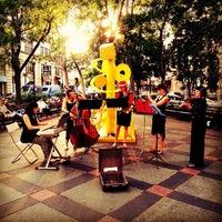Photo taken at Beach Street Park by Sergo G. on 6/21/2013