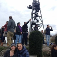 Photo taken at Uetliberg by Marcos V. on 11/4/2012