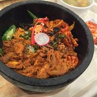 Photo taken at Kimchi Express by RevoLt on 11/8/2014