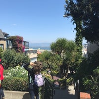 Photo taken at Telegraph Hill by Jan B. on 8/22/2017