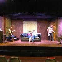 Photo taken at SAK Comedy Lab by John V. on 2/21/2013