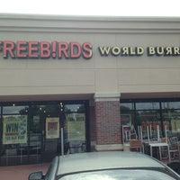 Photo taken at Freebirds World Burrito by Kaleb B. on 6/19/2013