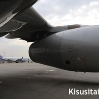 Photo taken at UX83 MAD-SSA / Air Europa by Kisusitai 🚀 on 2/17/2013