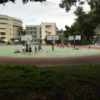 Photo taken at 臺北市立明德國民中學 Taipei Municipal MingDe Junior High School by Lucas F. on 8/13/2016